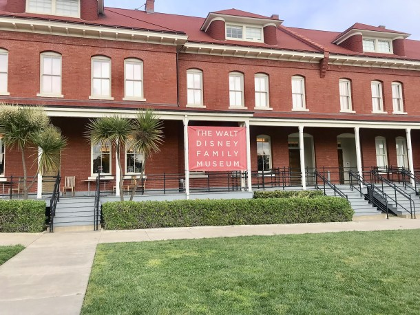 Visiting San Francisco Add The Walt Disney Family Museum To Your List #Waltagram #Incredibles2Event