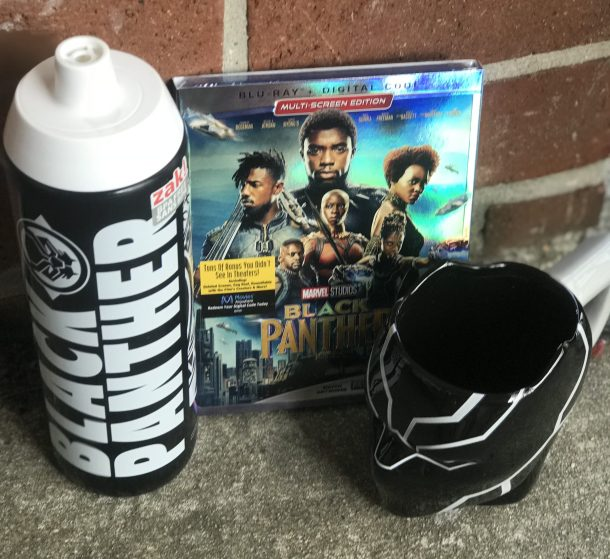 Black Panther Product Showcase Featuring Zak Products
