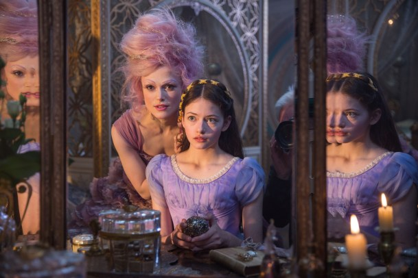 Get Excited for the Nutcracker and the Four Realms with New Coloring Pages