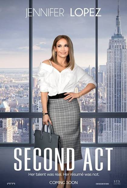 Free Passes to DC Screening of Second Act Starring Jennifer Lopez | #SecondAct