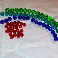10MM Crackle Beads
