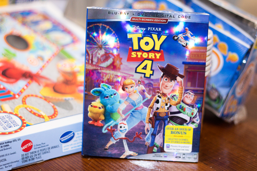 Toy Story 4 Available to Own Now