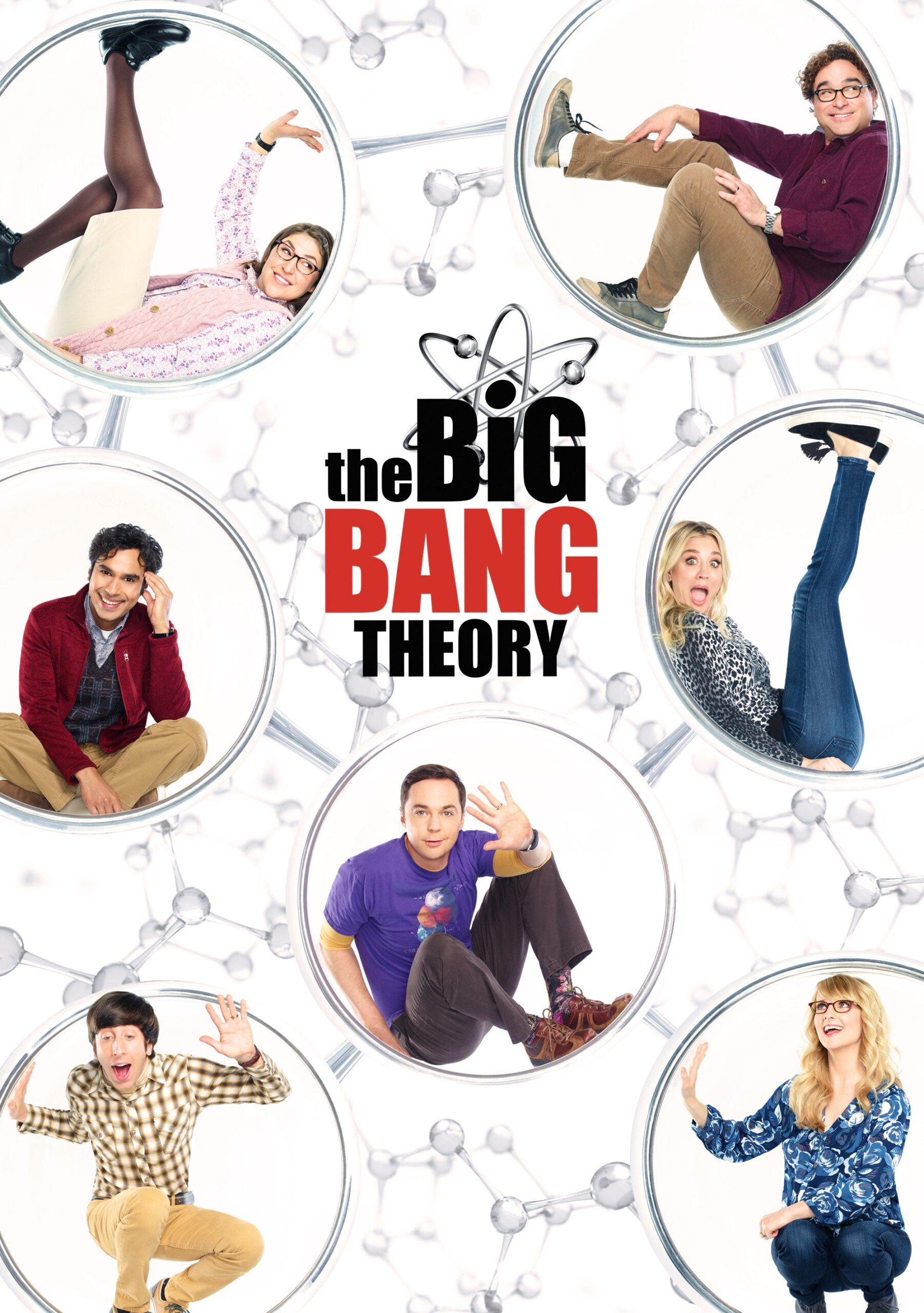 The Big Bang Theory Complete Series Available to Own Now