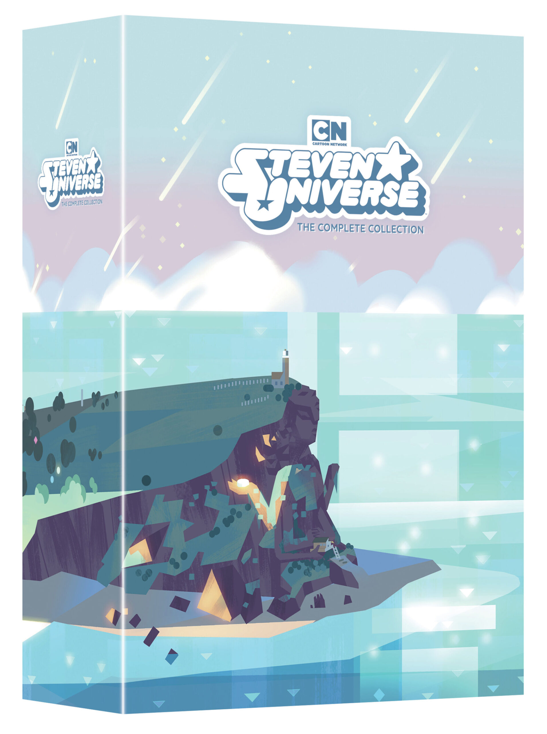 Steven Universe The Complete Collection Available to Purchase Now