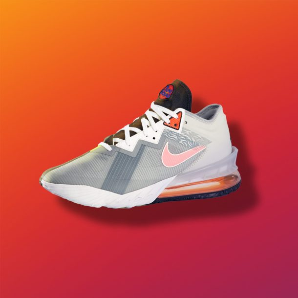 LeBron 18 Low:  Bugs/Marvin