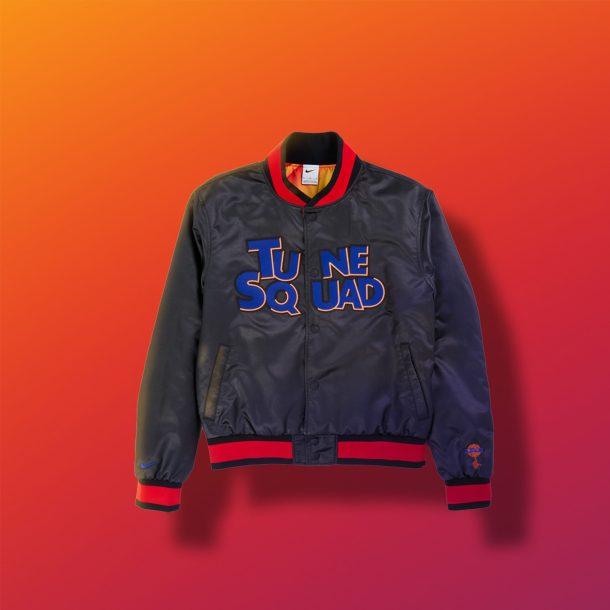 "LeBron x Space Jam: A New Legacy ""Tune Squad"" Varsity Jacket"