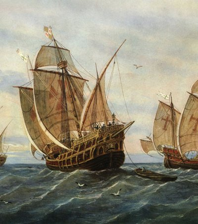 Celebrating Columbus day for the historic event is still better than Indigenous People's Day