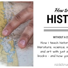 Designing Your Own History Curriculum