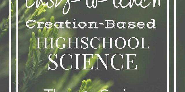Easy-To-Teach High School Science