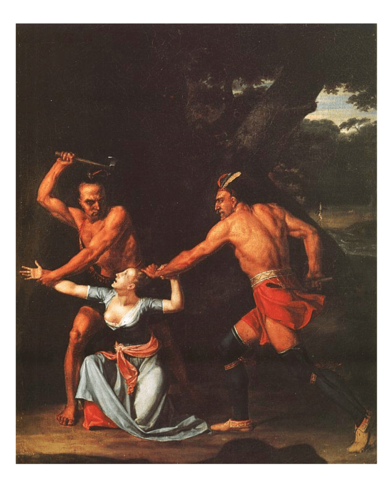 the capture of Mary Rowlandson