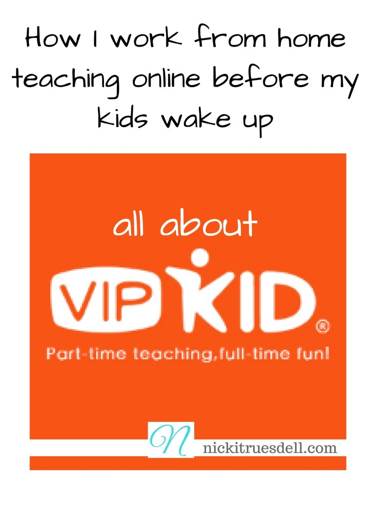 Read how I make teach from home with his awesome job!
