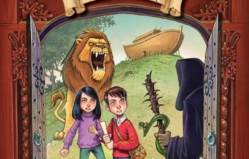 {Review} The Secret of the Hidden Scrolls series