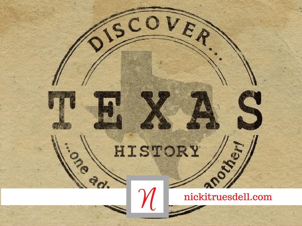 Homeschool Texas History -