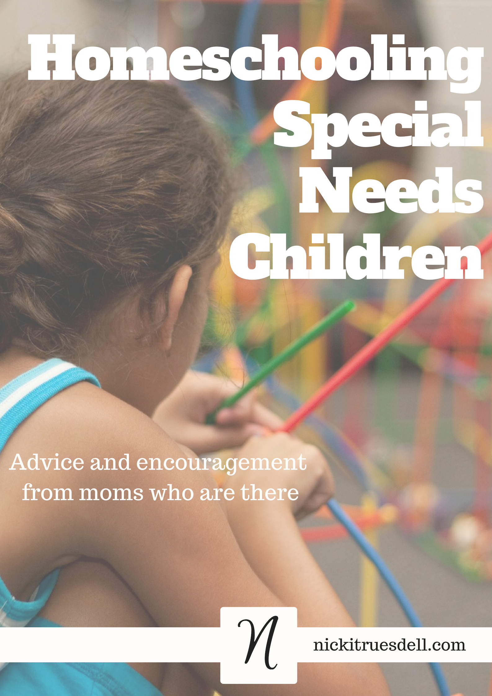 Get inspiration and tips from other moms who are homeschooling special needs children