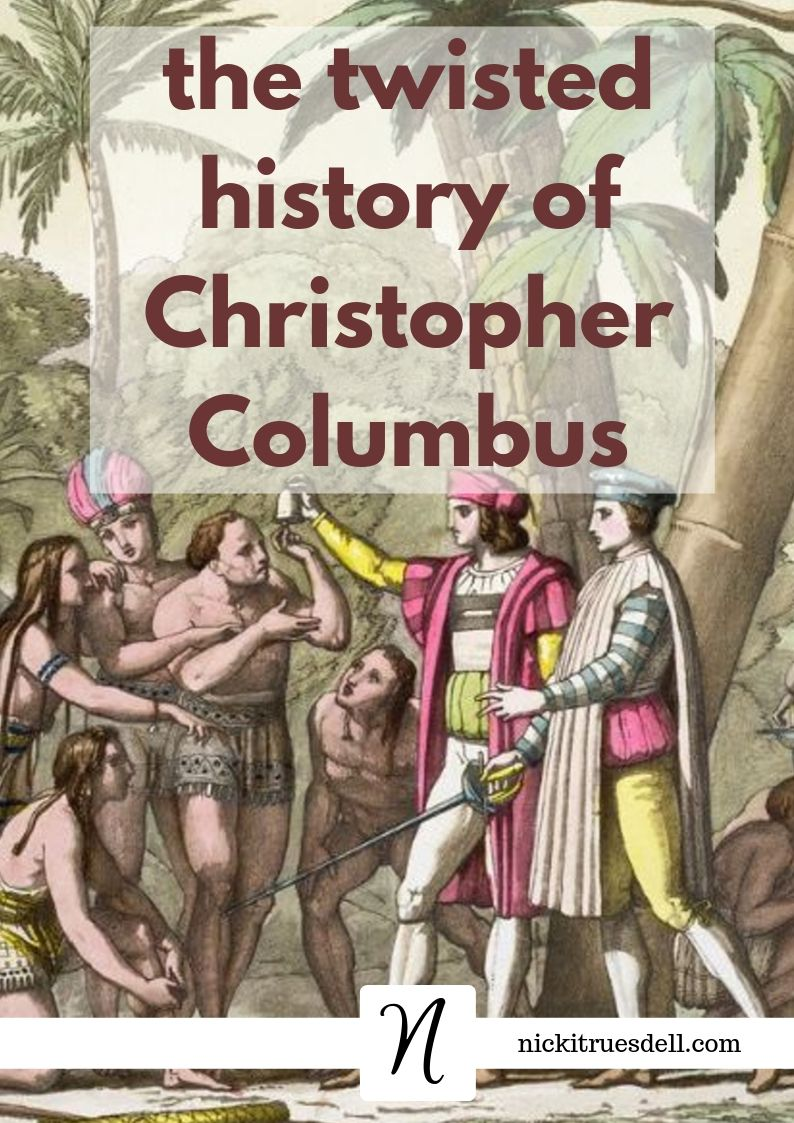 The Twisted History of Christopher COlumbus