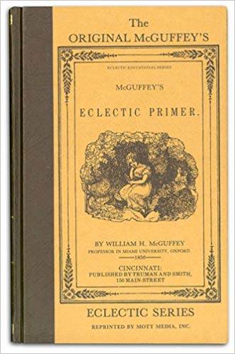 Easy schooling with the McGuffey Primer