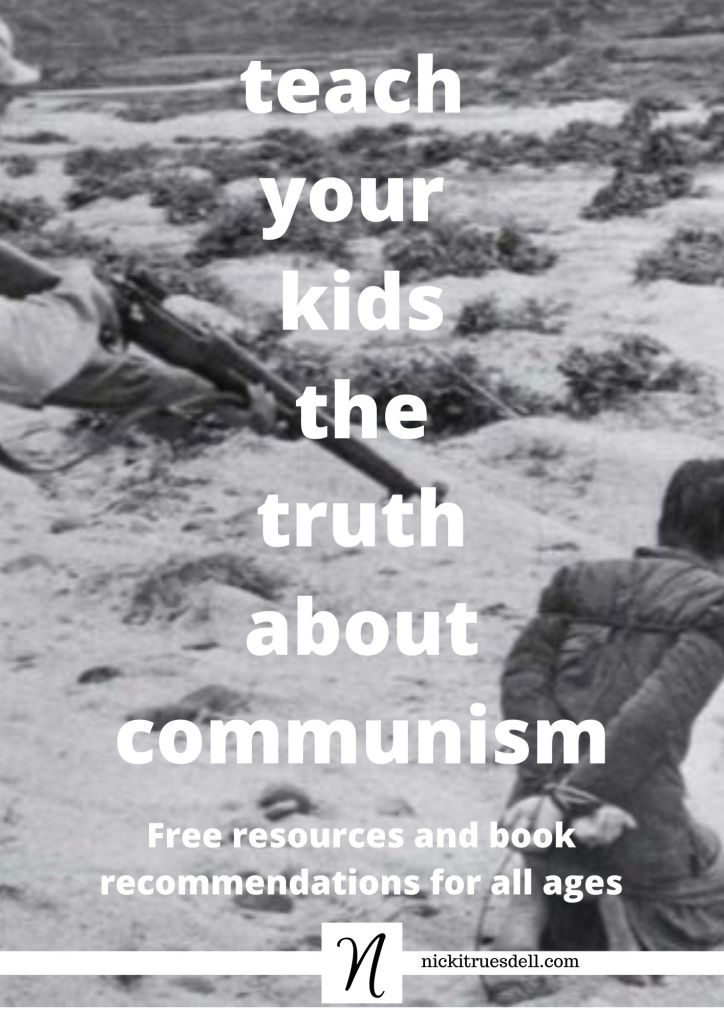 How to teach your kids the truth about communism