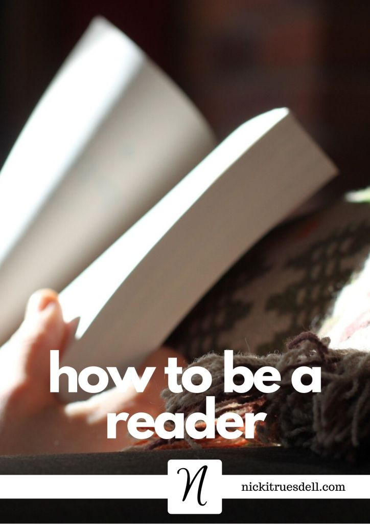 No matter what your busy lifestyle or obstacles, I can give you a few simple steps on how to be a reader..