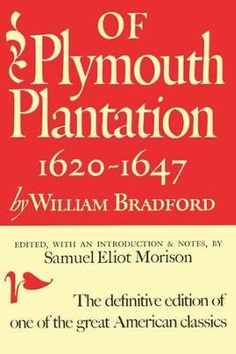 Of Plymouth Plantation William Bradford