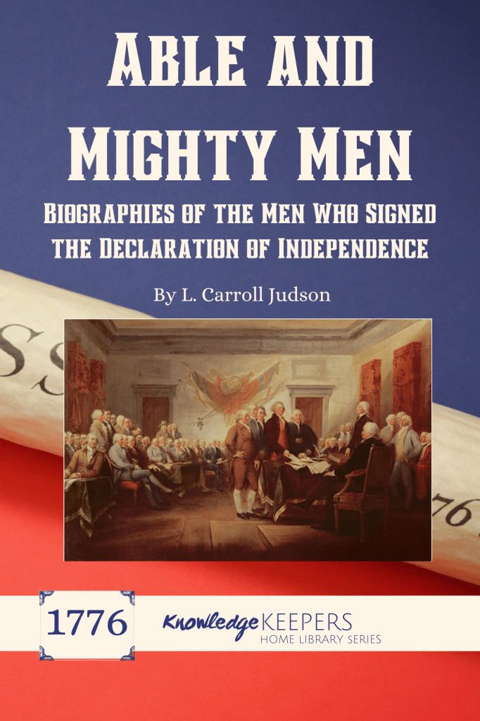 Able and Mighty Men