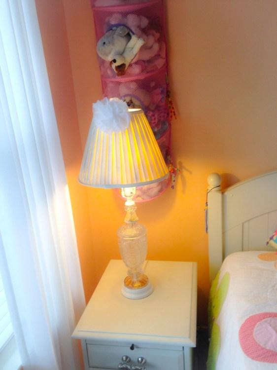 Thrift Shop Lamp Refurbish
