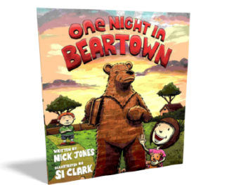 One Night in Beartown book cover
