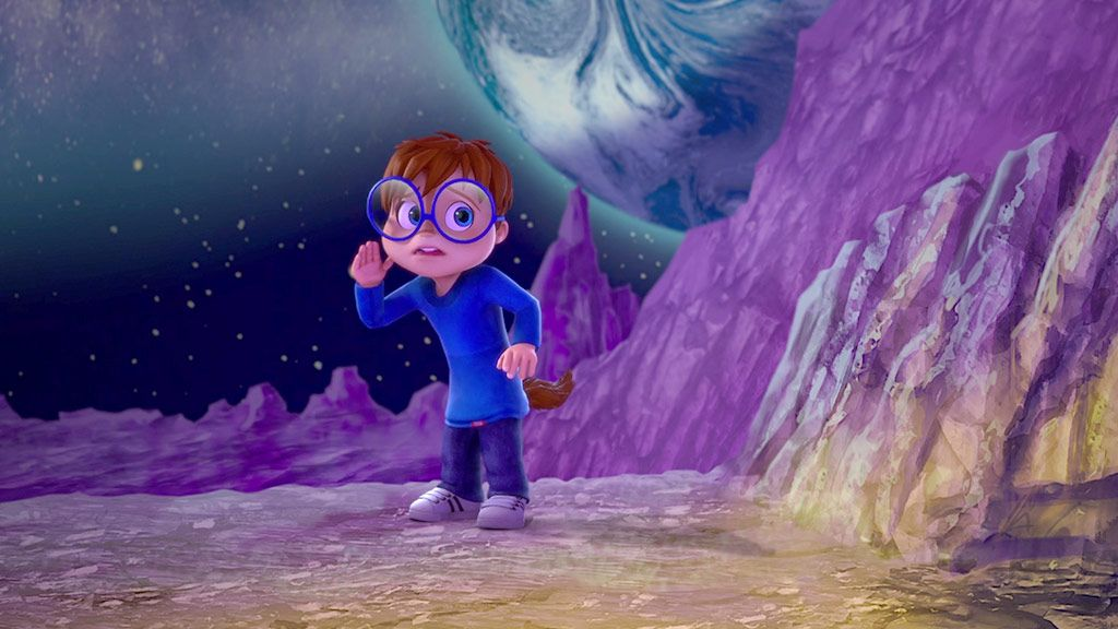 Alvin And The Chipmunks Time Traveling Simon