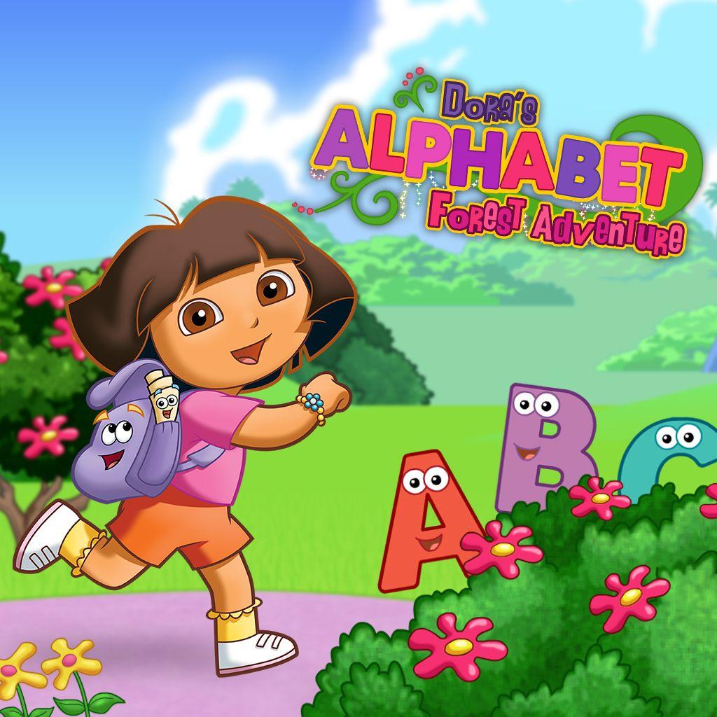 Dora The Explorer Games Free Preschool Games Nick Jr Uk