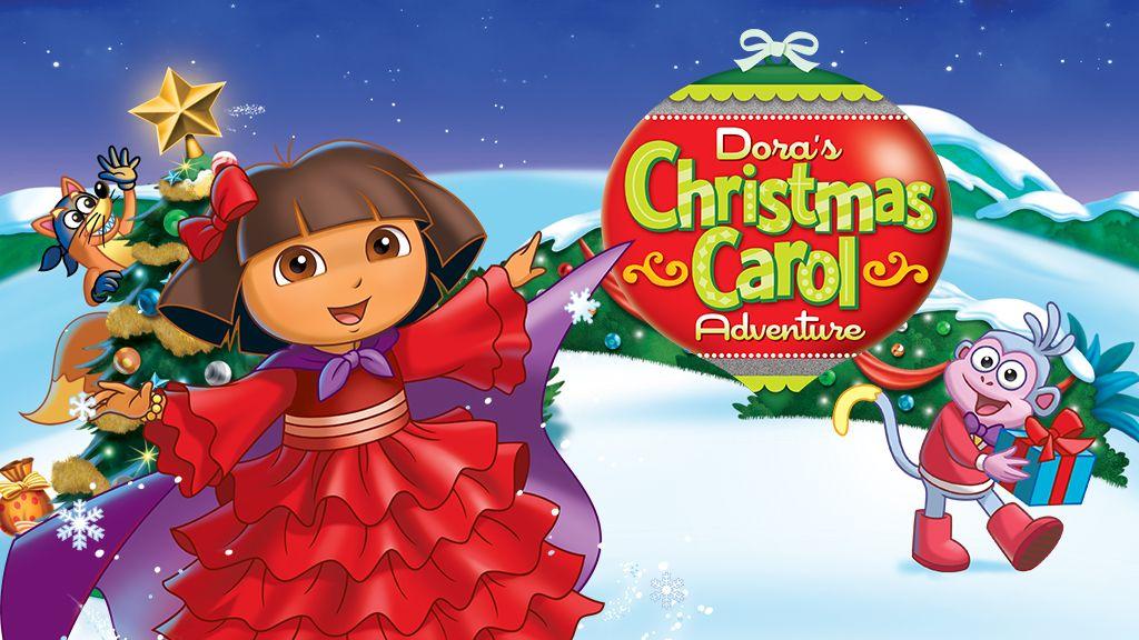 Dora S Christmas Carol Adventure Christmas Game Nick