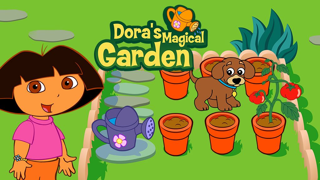 Dora S Magical Garden