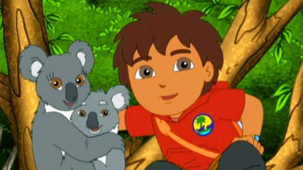 A Koalas Birthday Hug Video Go Diego Go S5 Ep409