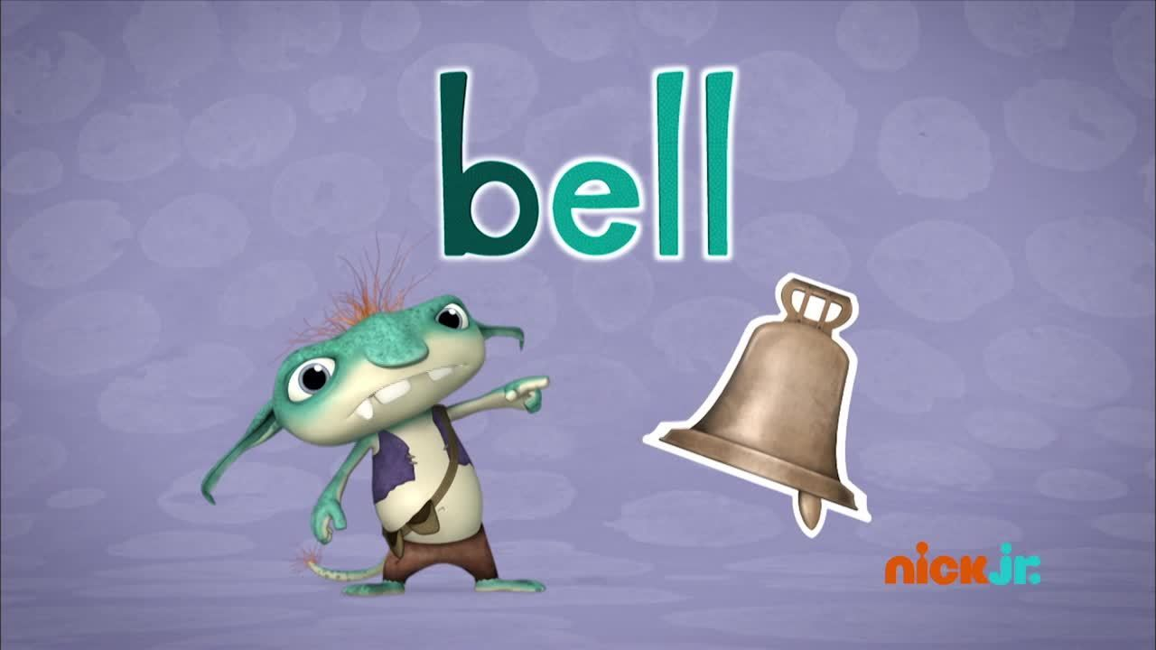 Wallykazam A Word From Bobgoblin BellWallykazam Video