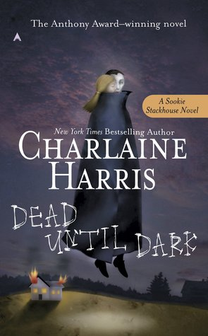 Dead Until Dark book cover