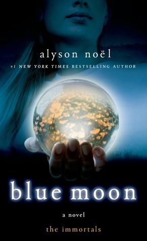 Blue Moon book cover