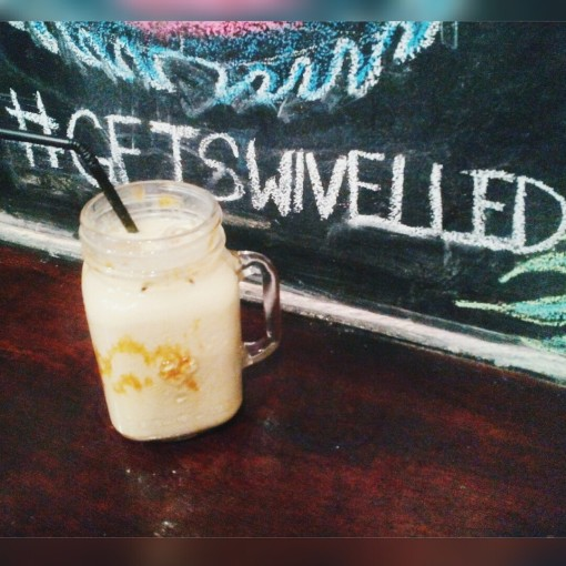 Butterbeer at Swivel Lifestyle Lounge
