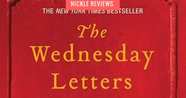 Book Review: The Wednesday Letters by Jason F. Wright