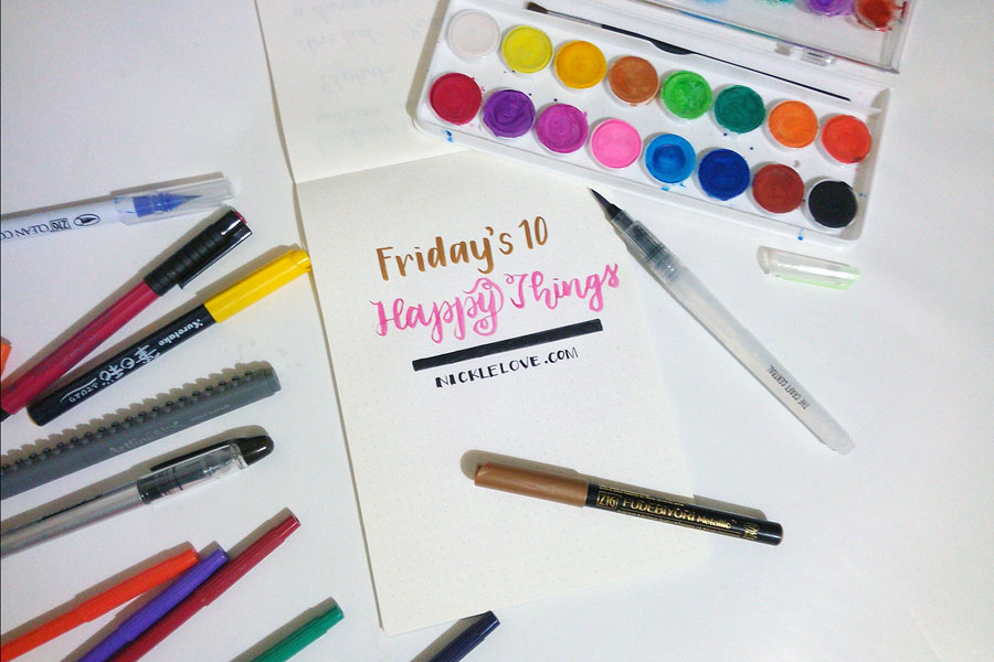 Fridays 10 Happy Things 7