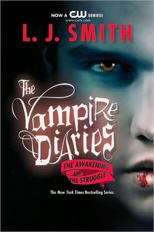 The Vampire Diaries - The Awakening book cover