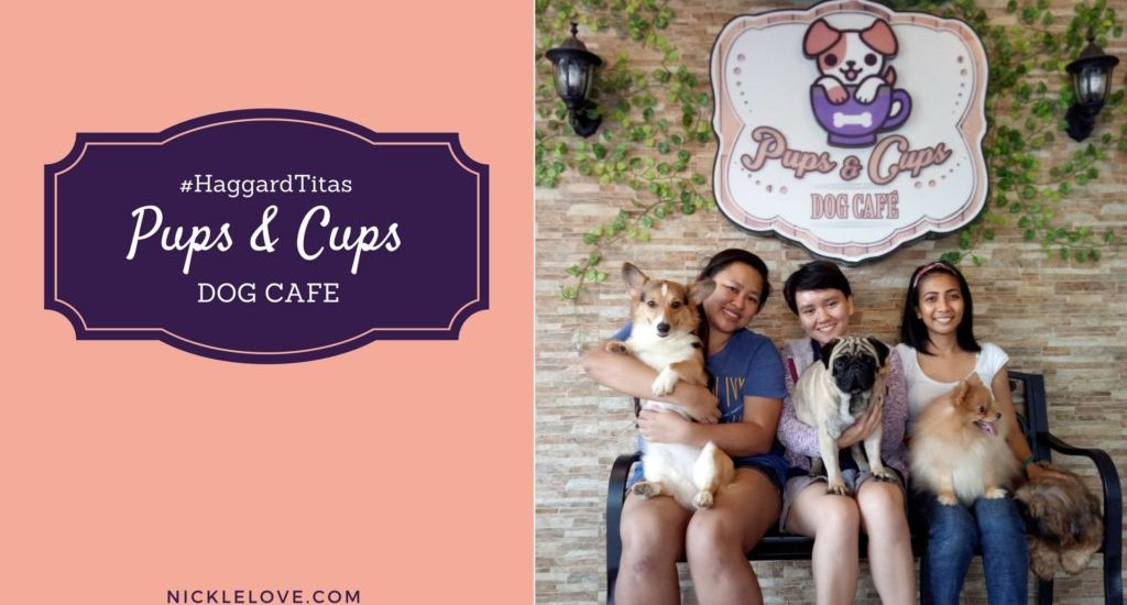 Pups & Cups Dog Cafe