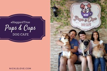 Pups and Cups Dog Cafe