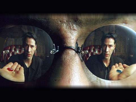 the matrix (morpheus)