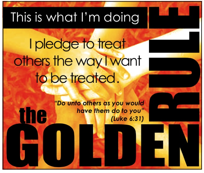 golden rule pledge