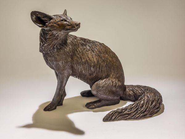 Bronze Resin Animal Sculptures - Nick Mackman Sculpture