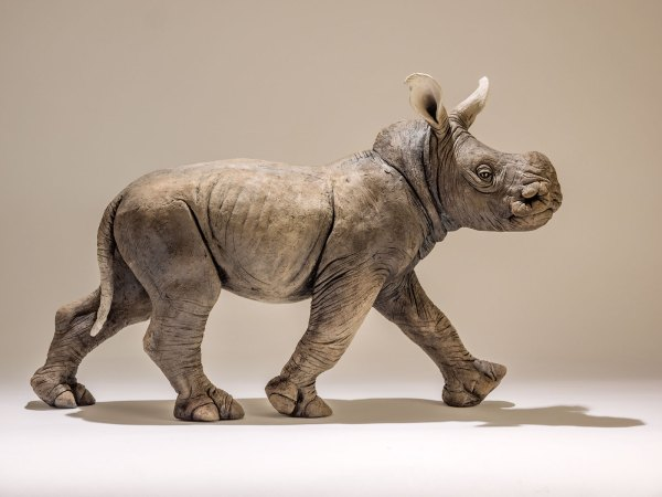 Bath Exhibition - Nick Mackman Animal Sculpture