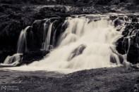 Waterfall at Dynjandi
