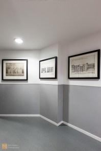 Corridor, Tune Hotel King's Cross
