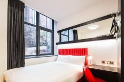 Double room, Tune Hotel Newcastle