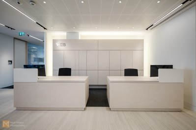 SEB bank London branch, for Burtt-Jones and Brewer