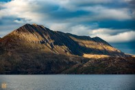 From the ferry between Ullapool and Stornoway