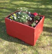 Diy Pallet Planter Box - Easy Build & Recycle Nick Power